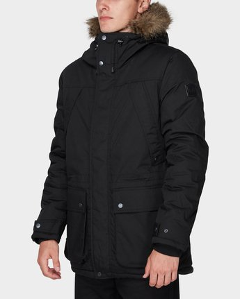 4 FARGO JACKET Black 196462 Element