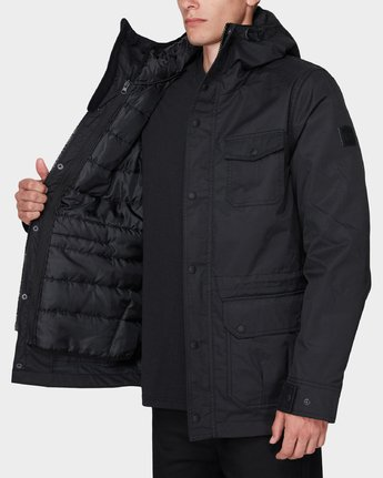 5 LENOX JACKET Black 196463 Element