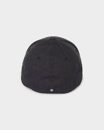 2 Tree Flexfit Cap Black 196602 Element