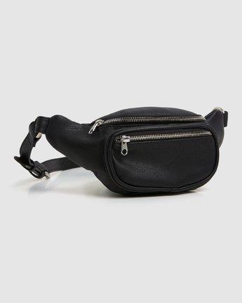 3 ACROSS BODY BAG Black 202951 Element