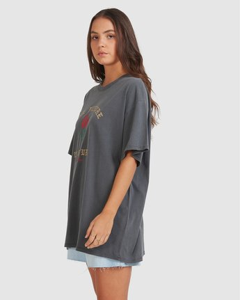 2 Future Tee Black 205007 Element