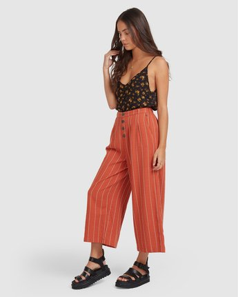 2 Sundays Pant Red 205262 Element