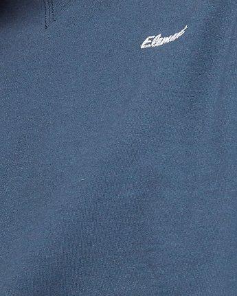 9 Walking Away Fleece Blue 207301 Element