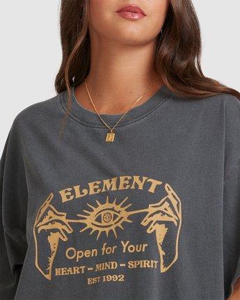 4 THIRD EYE TEE Black 217001 Element