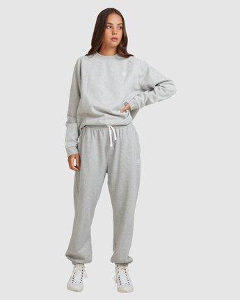 6 CORNETTE PANT Grey 217264 Element
