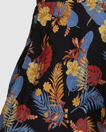 3 Amelie Tropical Skirt Black 217851 Element