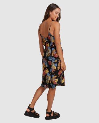 2 Amelie Tropical Dress Black 217861 Element