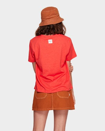 1 DARCY TEE Orange 284012 Element