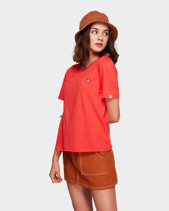 2 DARCY TEE Orange 284012 Element