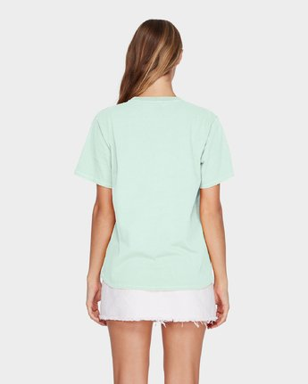 1 ELEMENT FOUNDATION TEE Green 286011 Element