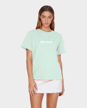 0 ELEMENT FOUNDATION TEE Green 286011 Element