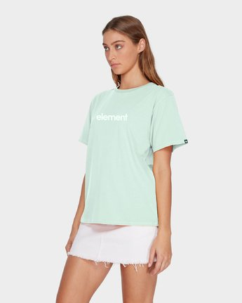 2 ELEMENT FOUNDATION TEE Green 286011 Element