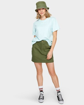 3 HOLLY TEE Blue 293003 Element