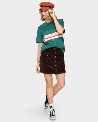 3 Ellie Tee Green 293004 Element