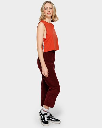 2 ABIGAIL PANT Red 293241 Element
