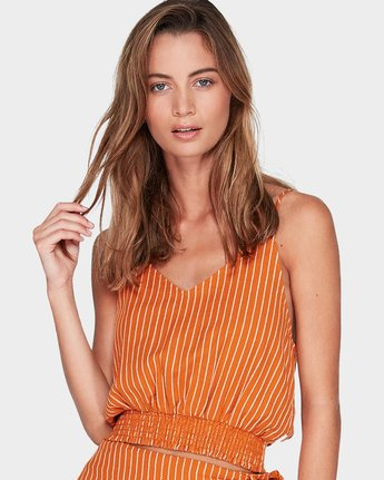 HONEY STRIPE CAMI  294211