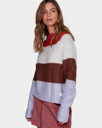 2 BORDERLINE SWEATER  296425 Element