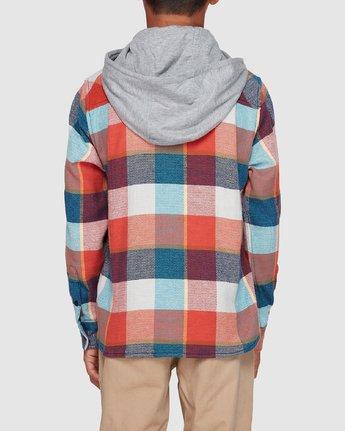 3 Tacoma 3C Hood Boy Orange 307211 Element