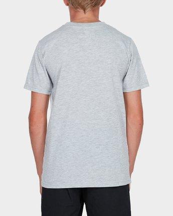 1 SANTOS SS TEE Grey 384003 Element