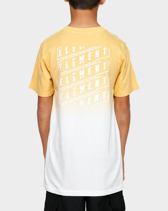 1 YOUTH DIPPER SS TEE Yellow 393002 Element