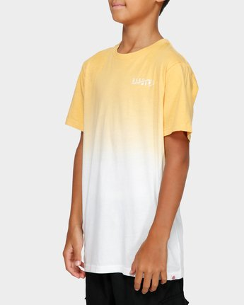 2 YOUTH DIPPER SS TEE Yellow 393002 Element