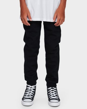 1 CORNELL PANT BOY Black 396271 Element