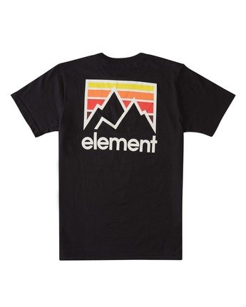 1 Boys' Joint T-Shirt Blue ALBZT00129 Element