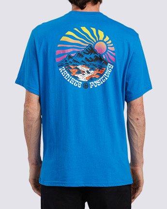 3 Balmor T-Shirt Blue ALMZT00106 Element