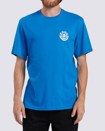 1 Balmor T-Shirt Blue ALMZT00106 Element