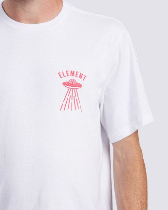 4 Howerton T-Shirt White ALMZT00116 Element
