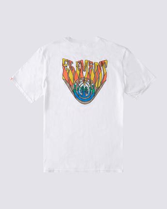 1 Oketo T-Shirt White ALMZT00123 Element