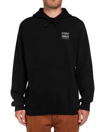1 Peanuts x Element Adventure Hoodie Blue ALYFT00115 Element