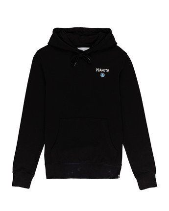 1 Peanuts Peanuts x Element Good Times Hoodie Blue ALYFT00125 Element