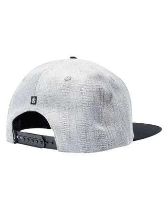 1 Knutsen Hat Grey ALYHA00108 Element