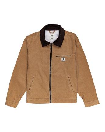 0 Craftman Light Jacket Grey ALYJK00103 Element