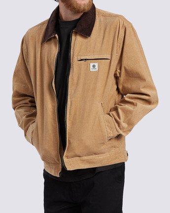 2 Craftman Light Jacket Grey ALYJK00103 Element