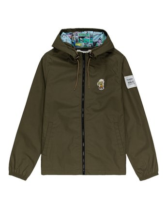 PEANUTS ALDER LIGHT JACKET  ALYJK00109