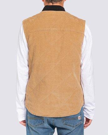 4 Craftman Vest Grey ALYJK00112 Element