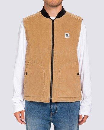 1 Craftman Vest Grey ALYJK00112 Element