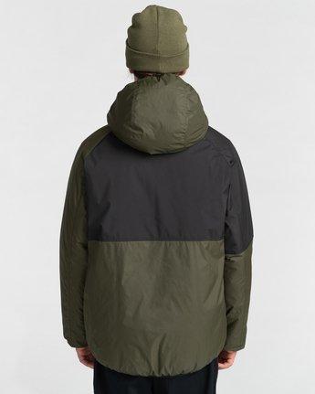 11 Wolfe Jacket Green ALYJK00151 Element