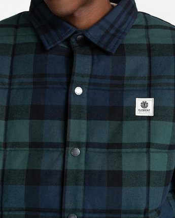 5 Lodge Flannel Shirt  ALYJK00155 Element