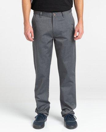 2 Howland Classic Chino Pant Grey ALYNP00105 Element