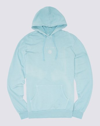0 Alveston Pigment Hoodie Green ALYSF00101 Element