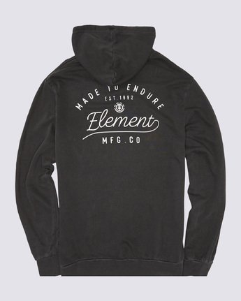 1 Alveston Pigment Hoodie Blue ALYSF00101 Element