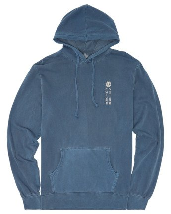 2 Sora Pigment Hoodie Blue ALYSF00102 Element