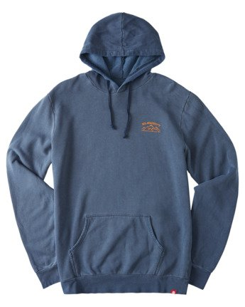 2 Snow Pigment Hoodie Blue ALYSF00135 Element