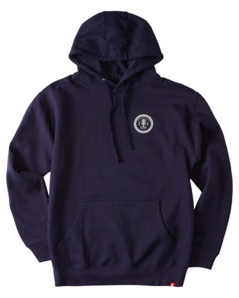 2 Notches Hoodie Blue ALYSF00138 Element