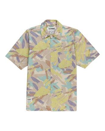 0 Cabourn Summer Button-Down Shirt Grey ALYWT00111 Element