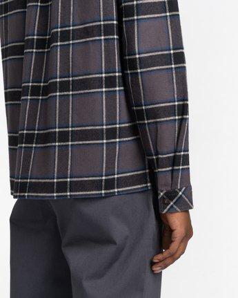 4 Wentworth Flannel Shirt  ALYWT00116 Element