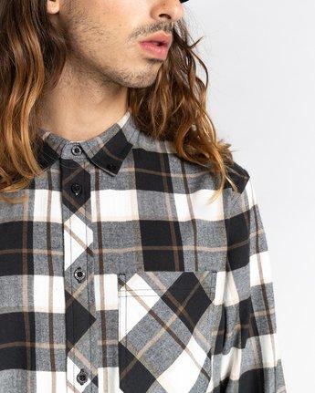 6 Lumber Long Sleeve Flannel Shirt  ALYWT00118 Element
